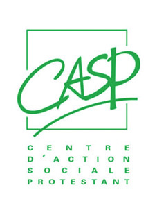 Logo Centre action social protestant